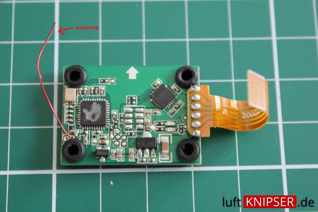 Blade 200 QX Flightcontroller