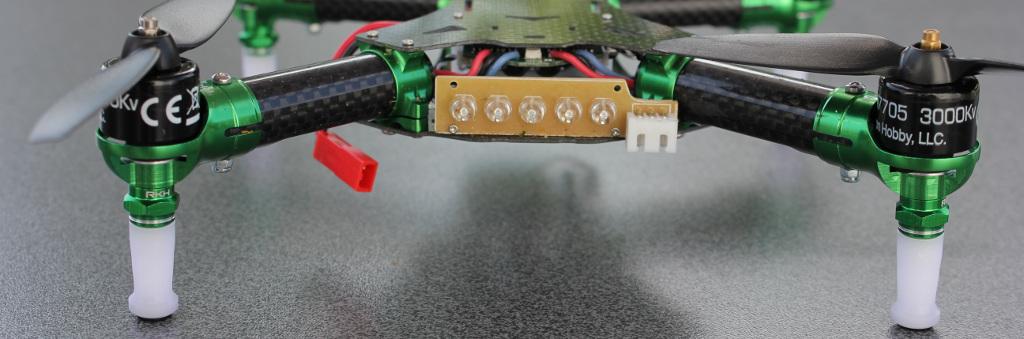 Rakonheli Landegestell Blade 200 QX