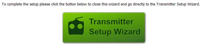 OpenPilot Transmitter Setup