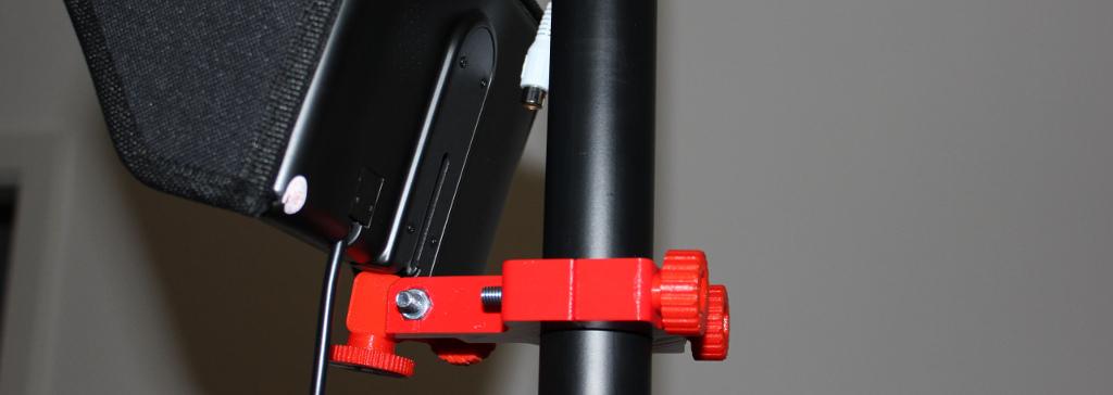 Monitorhalterung FPV 36mm