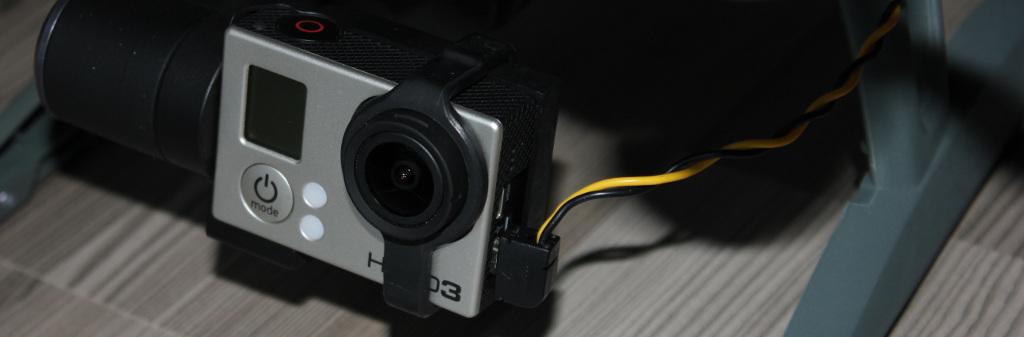 Videoübertragung GoPro