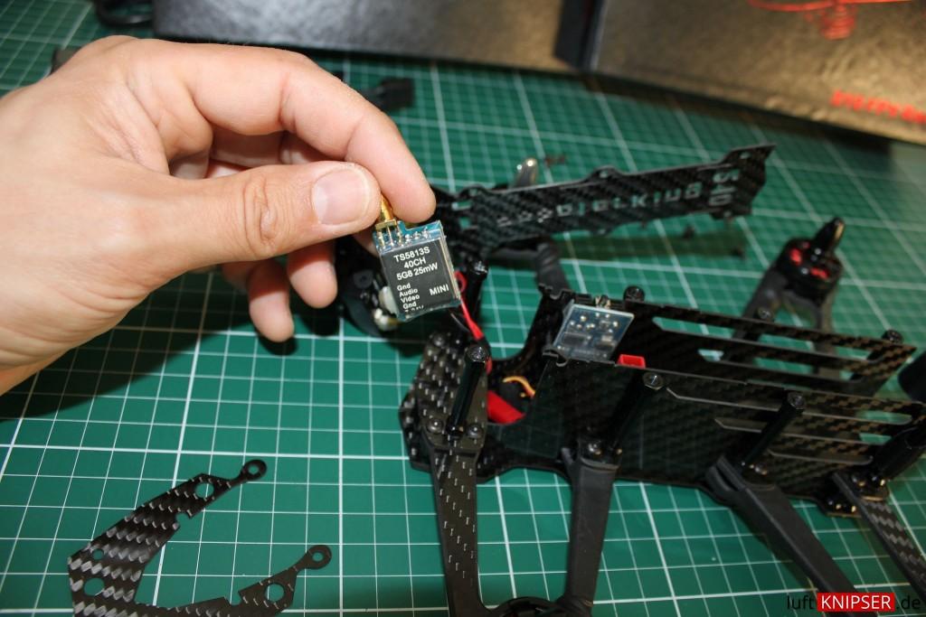 TS5813S VTX im RoboterKing 210