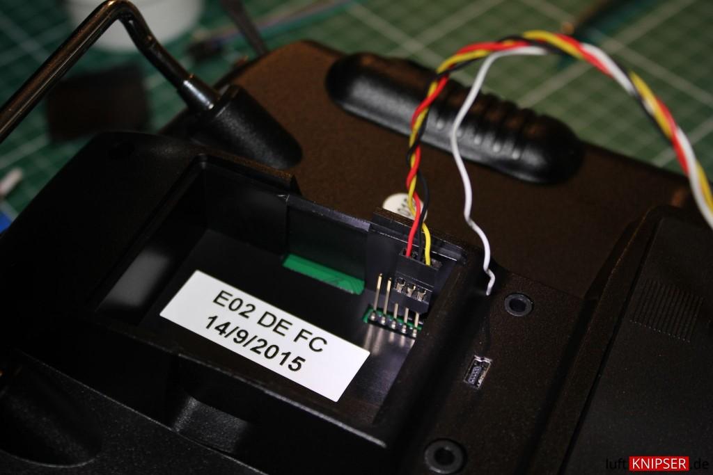 SmartPort Kabel Taranis zum flashen