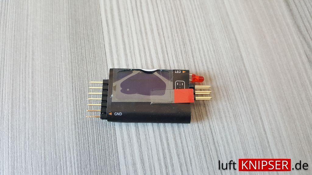 FrSky FLVSS Lipo Sensor - Vorderseite