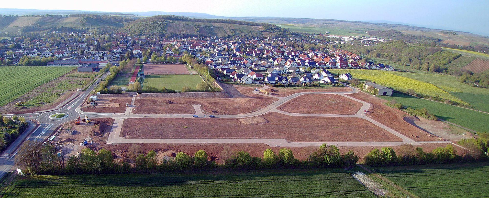 Bauplätze Hargesheim