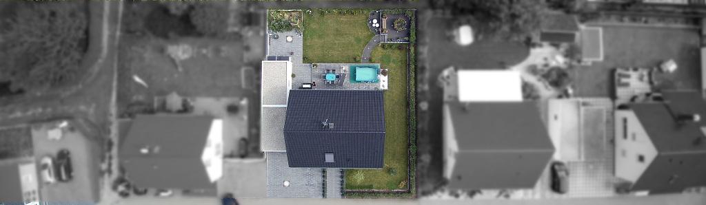 Luftbild Immobilie